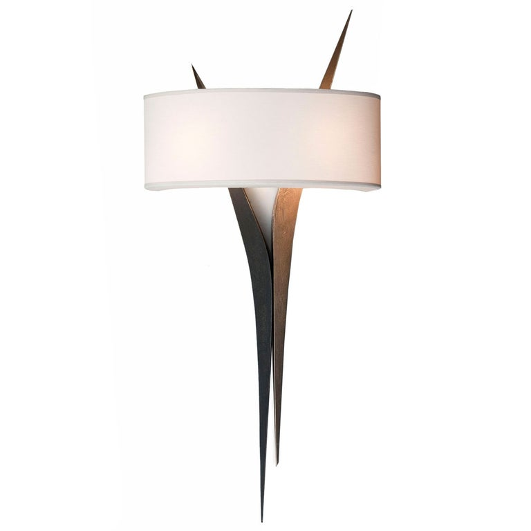 """Achille Salvagni, """"You"""", Bronze Sconce, Italy, 2014 For Sale"""