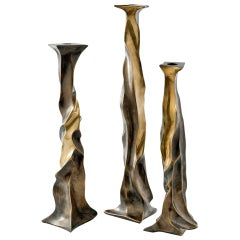 """Aldus, """"Nitor"""" Candlestick, Italy, 2014"""