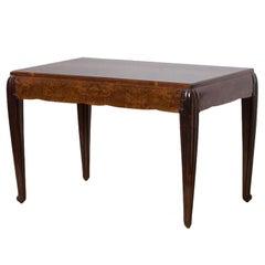 Pierre-Paul Montagnac, Art Deco Table, France, 1926