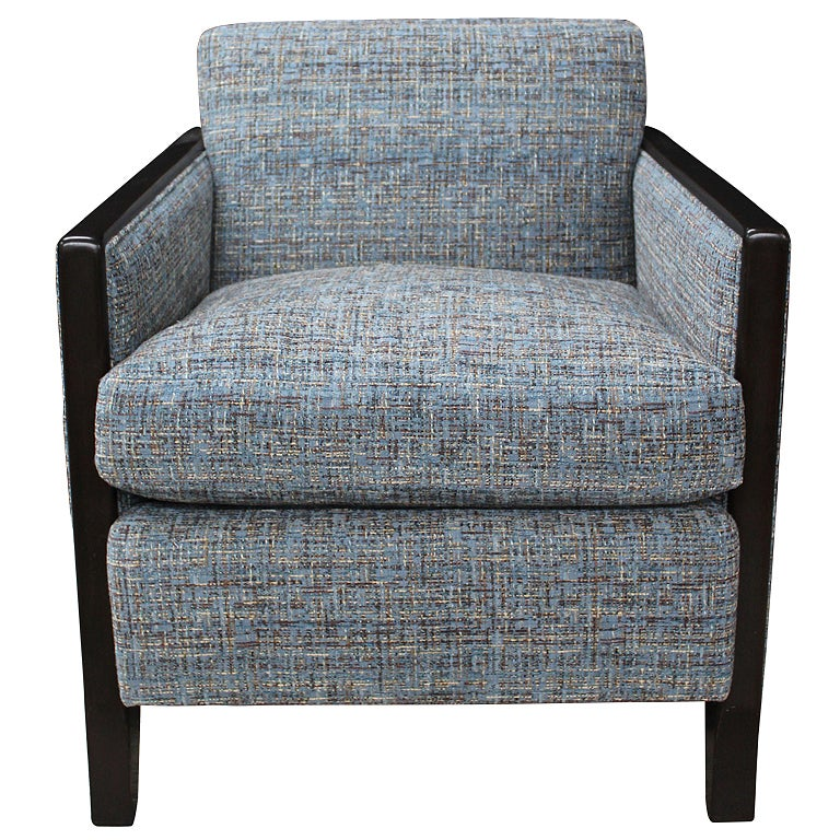 Chic and very comfortable custom club chair for sale at for Comfortable chairs for sale