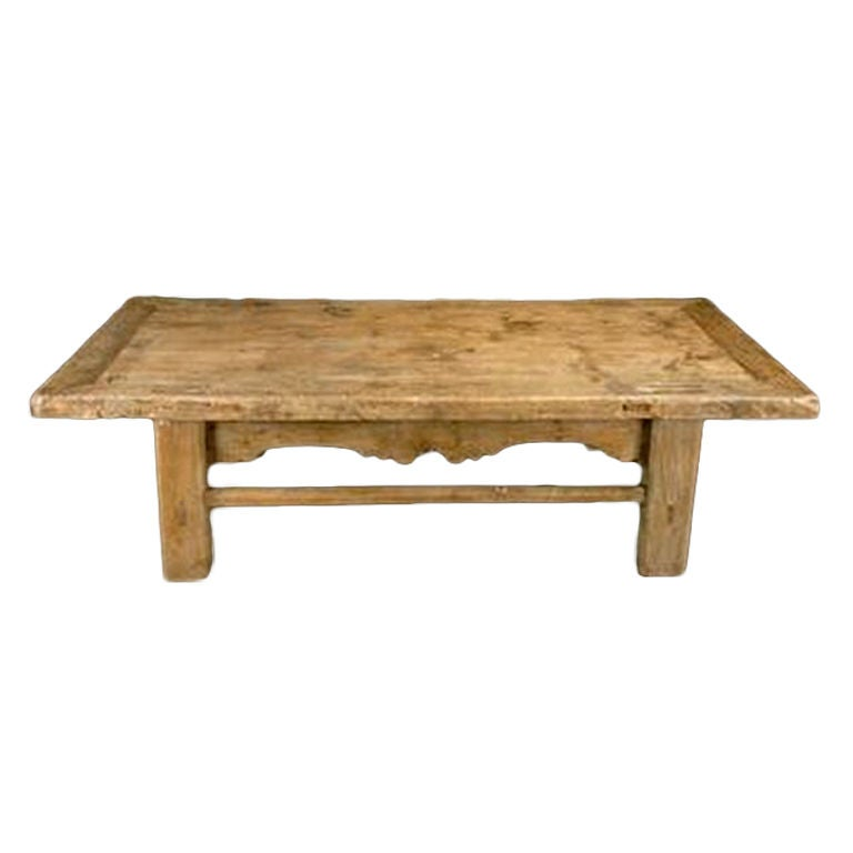 Antique Chinese Daybed Or Coffee Table At 1stdibs