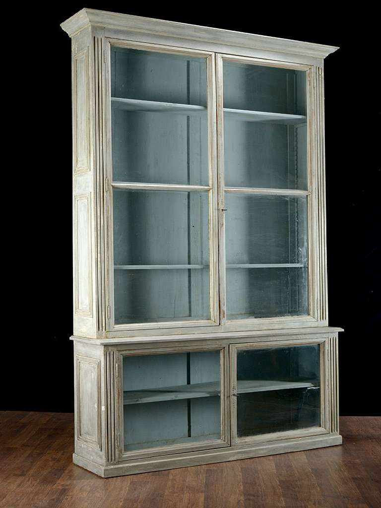 Bookcases With Glass Doors Inspiration