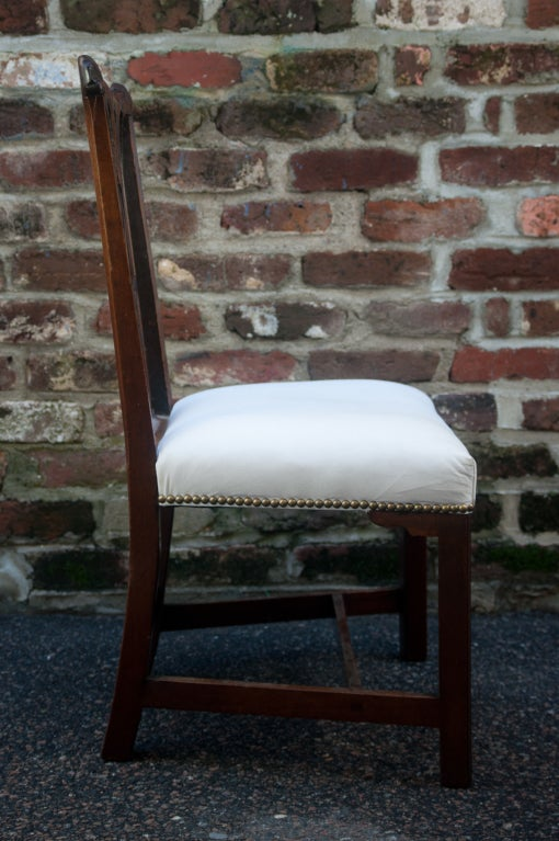 Handsome Chippendale Side Chair 4