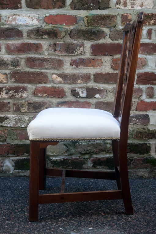 Handsome Chippendale Side Chair 6