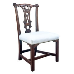 Handsome Chippendale Side Chair