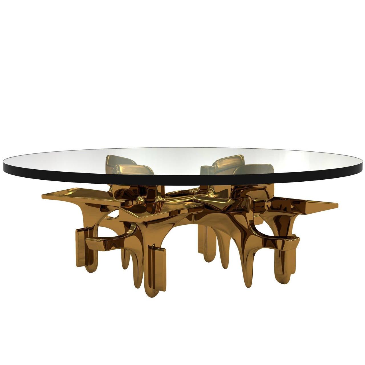 Lift Top Coffee Table Art Van: Roen Coffee Table By Craig Van Den Brulle For Sale At 1stdibs