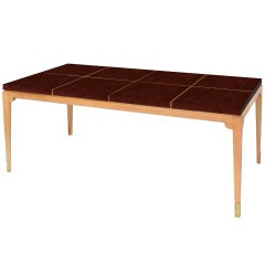 Exquisite Dining Table No.161 by Tommi Parzinger