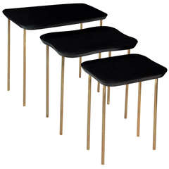 Set of Nesting Tables by Charak Modern