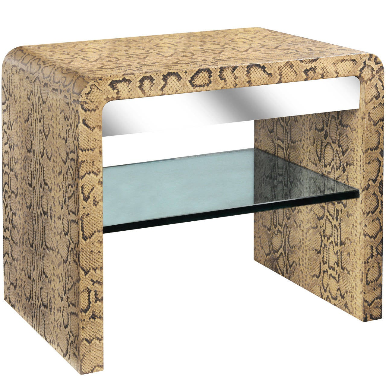 Exceptional waterfall table in python by karl springer at for Table in python