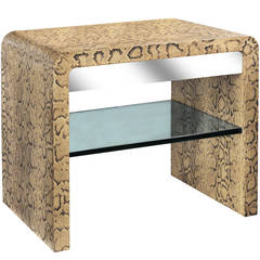 Exceptional Waterfall Table in Python by Karl Springer