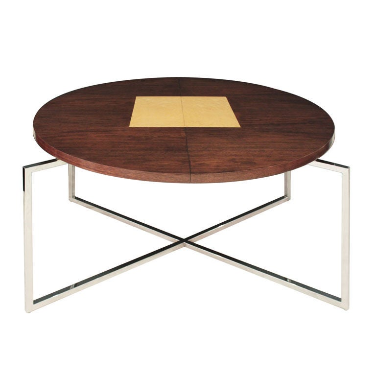 dining table model no 701 by tommi parzinger at 1stdibs