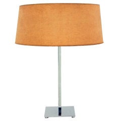 Polished Chrome Table Lamp by Hansen Lighting