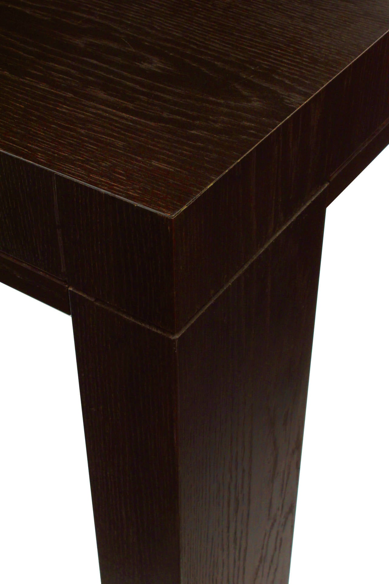 Clean Line Dining Table In Oak By Christian Liaigre For Sale At . Full resolution  portrait, nominally Width 1280 Height 1920 pixels, portrait with #251610.