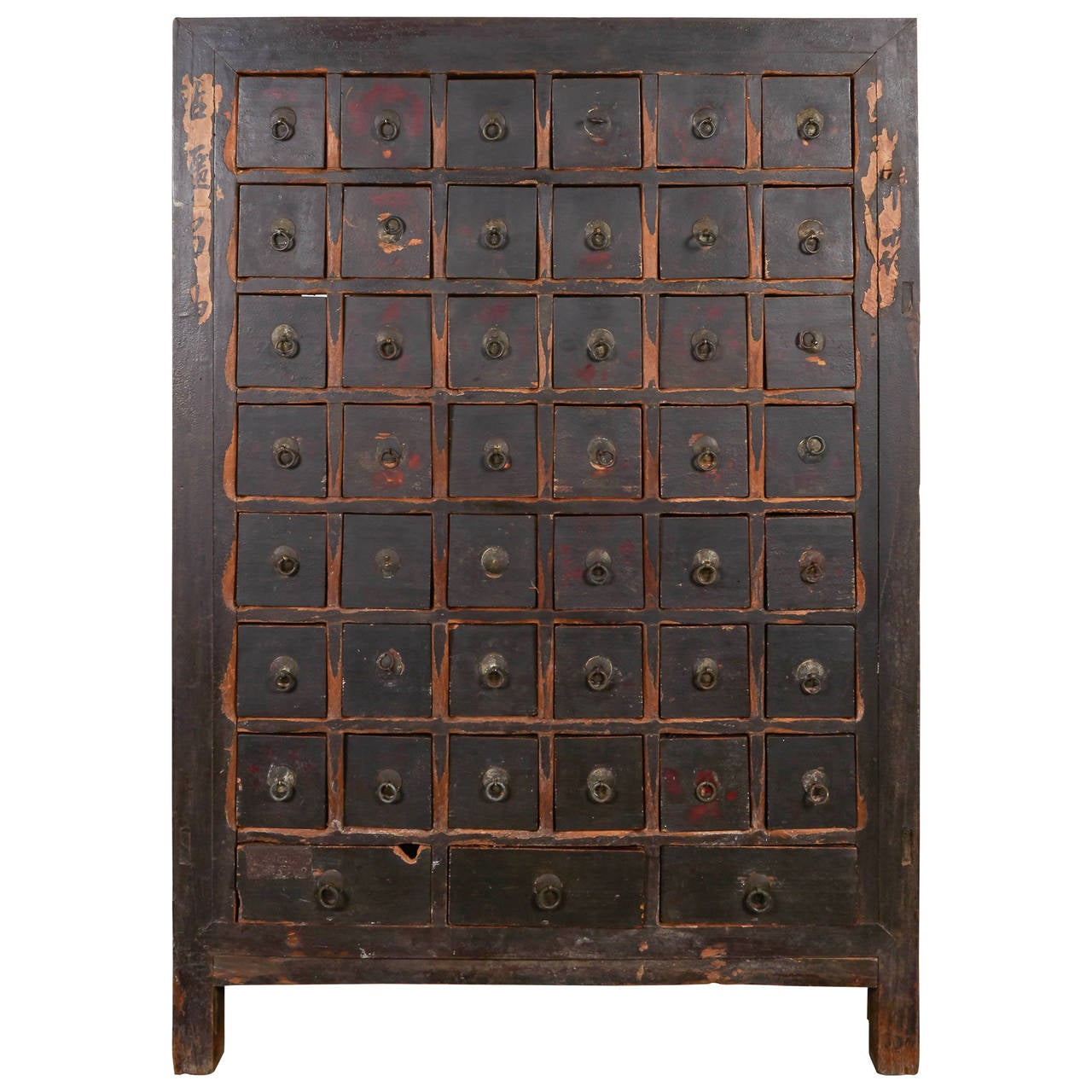 Chinese Apothecary Cabinet At 1stdibs