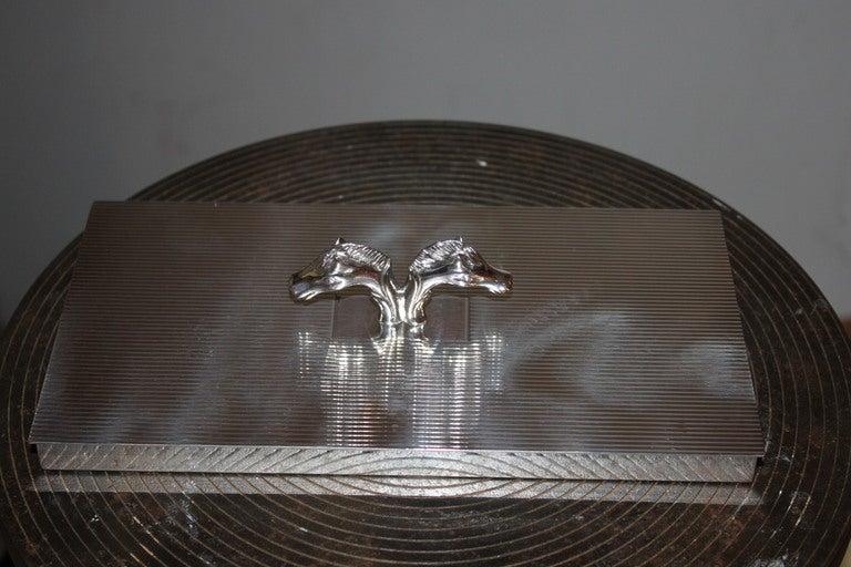 Hermes Horse Head Box  2
