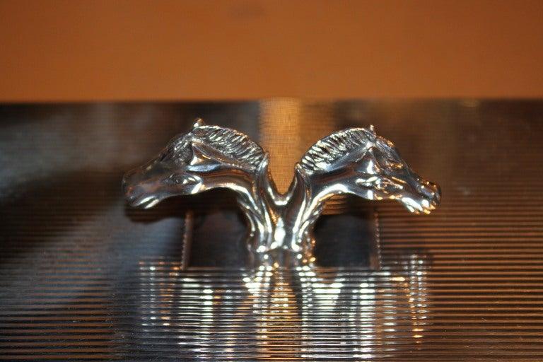 Hermes Horse Head Box  3