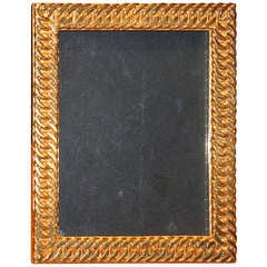 Rare Hermes Chain Link Picture Frame