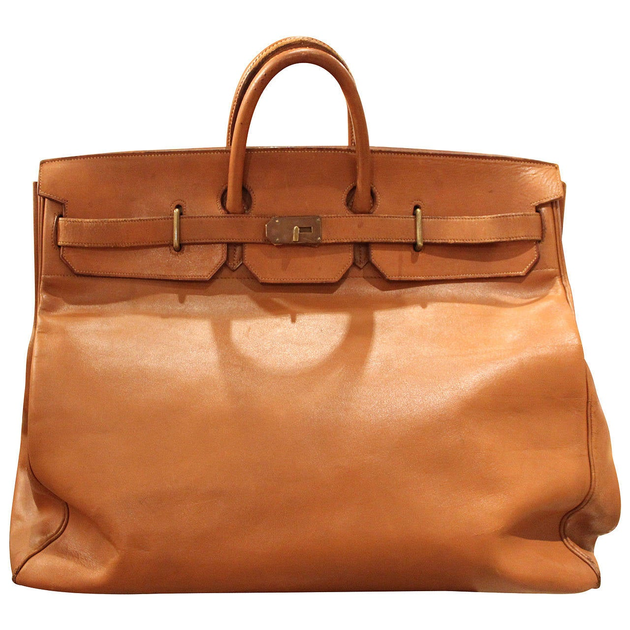 53a8ae4e15 Hermes HAC Travel Bag at 1stdibs