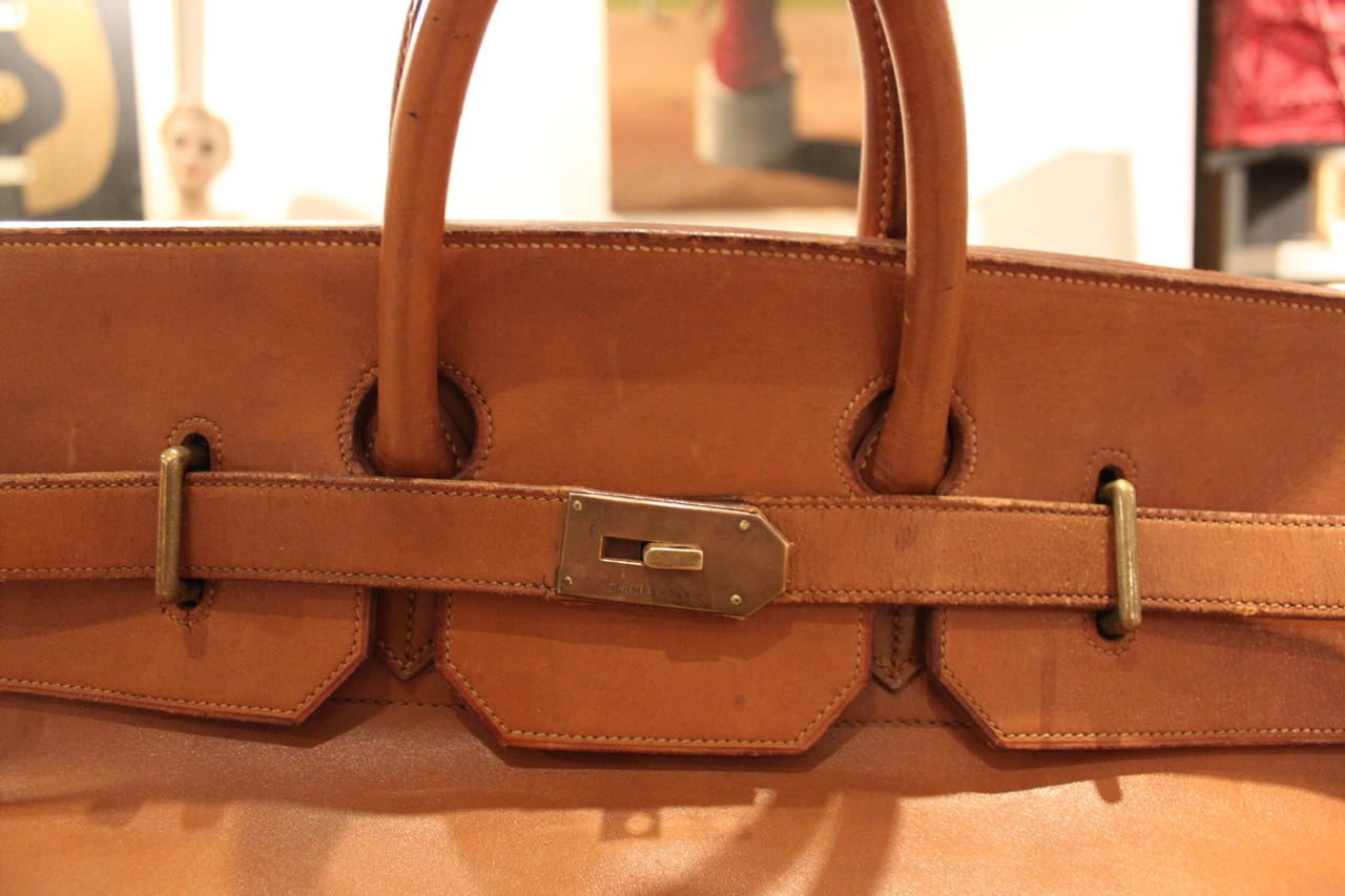 Hermes HAC Travel Bag For Sale 4