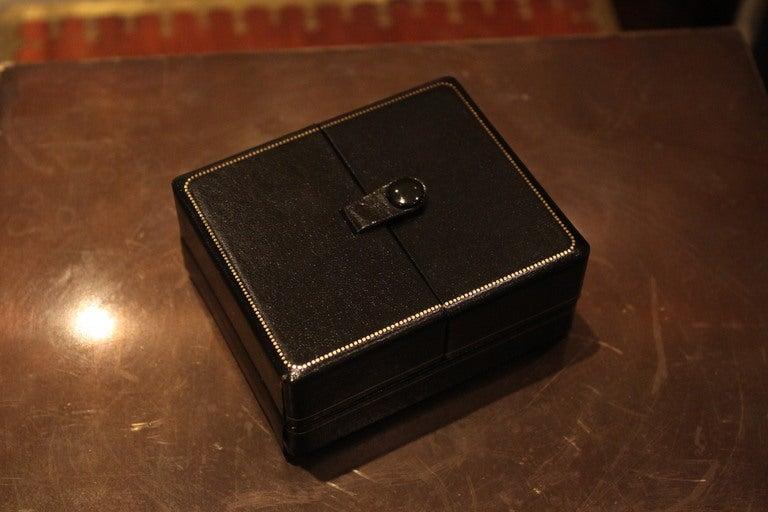 Sterling Silver and Gold Bulgari Dice in Original Box 4