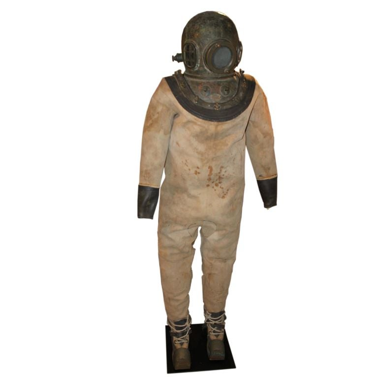Divers Suit Old Fashioned