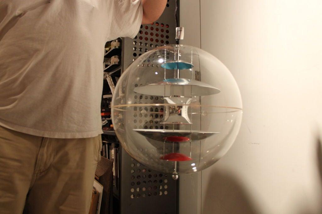 Verner Panton Verner Panton Globe Lamp