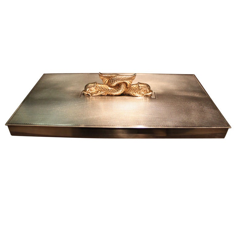 Hermes Serpent Box For Sale