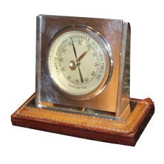 Dupre Lafon for Hermes Deco Barometer