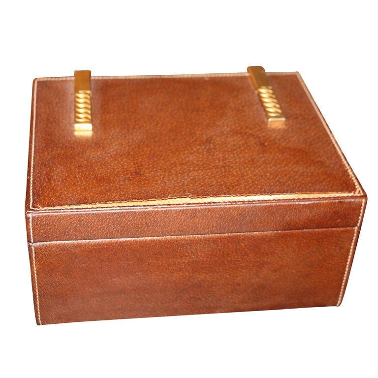 Gucci Cigar Humidor at 1stdibs