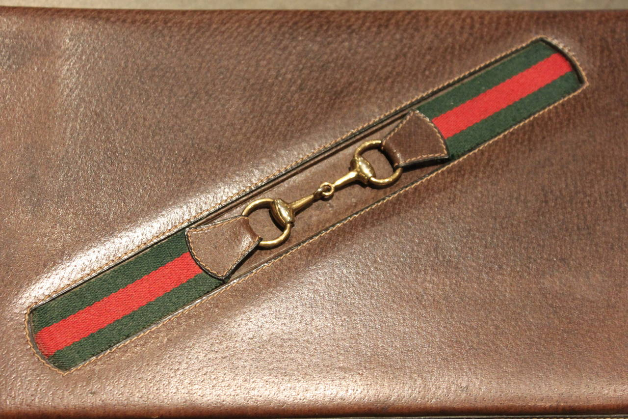 Vintage Gucci Travel Backgammon 3