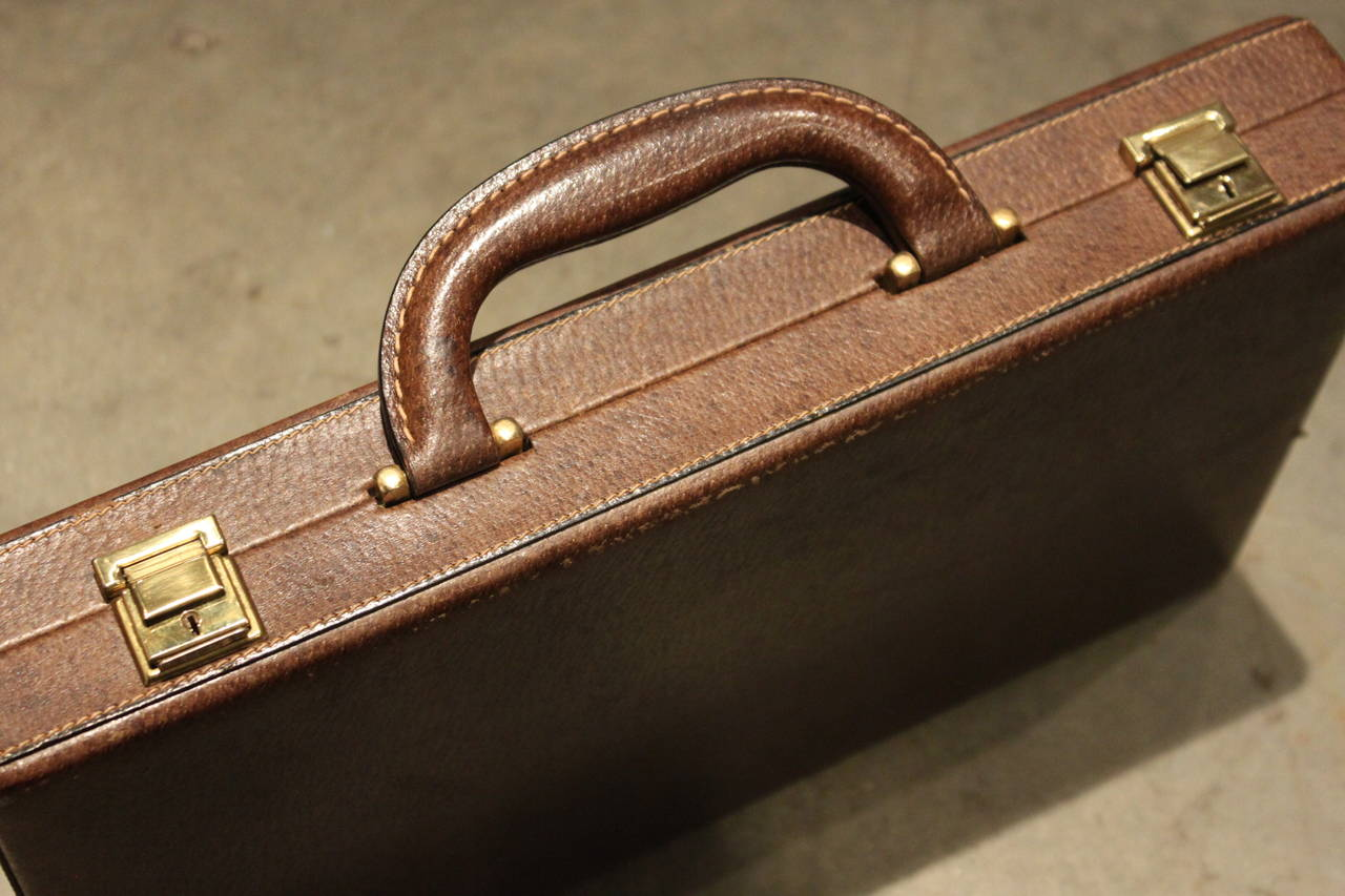 Vintage Gucci Travel Backgammon 4