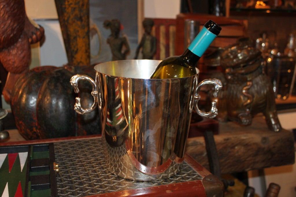 Hermes Champagne/Wine Bucket 2
