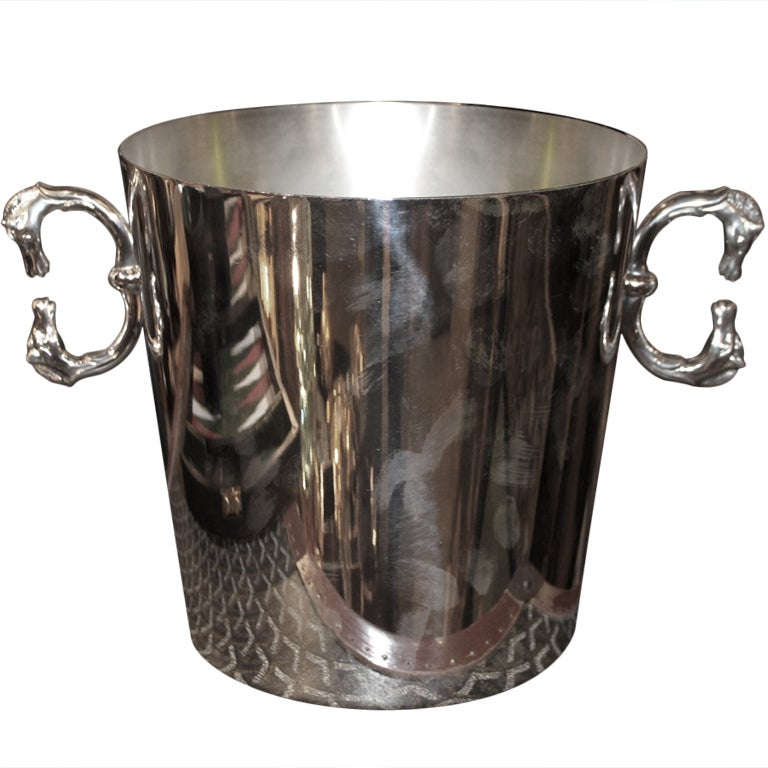 Hermes Champagne/Wine Bucket 1