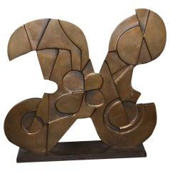 Bronze Pietro Consagra