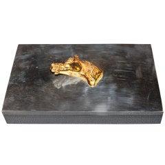Hermes Horse Head Box