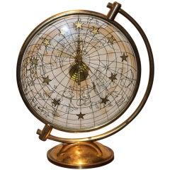 Rare Hermes Celestial Clock
