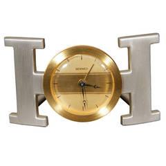 Hermes H Clock
