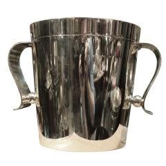 Christofle Deco Ice Bucket Designed by Luc Lanel