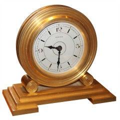 Hermes Deco Table Clock