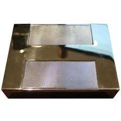 Rare Hermes H Box