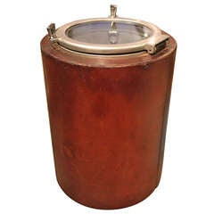 Rare Gucci Nautical Wine Cooler