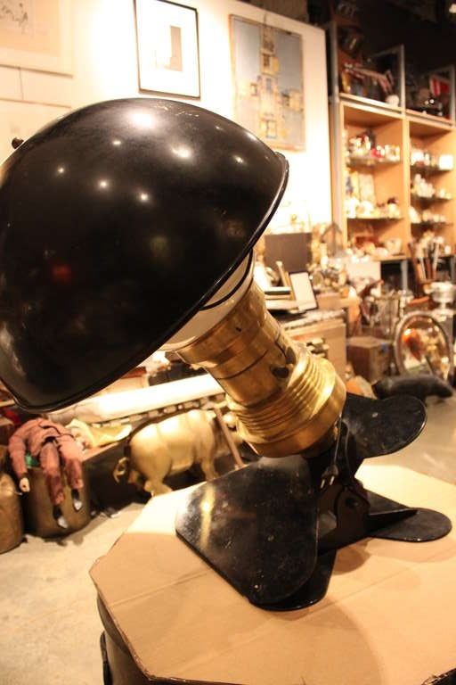 this unique and incredible giant french lamp is no longer available