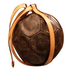 Rare Louis Vuitton Football