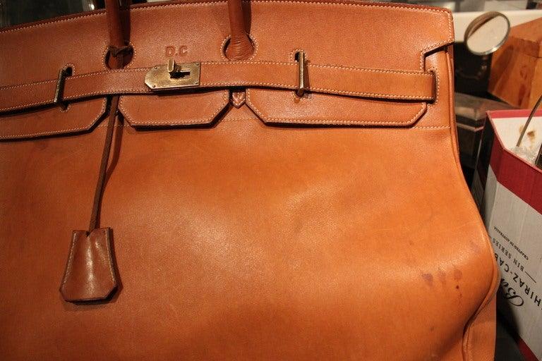 Amazing Hermes HAC Travel Bag 4