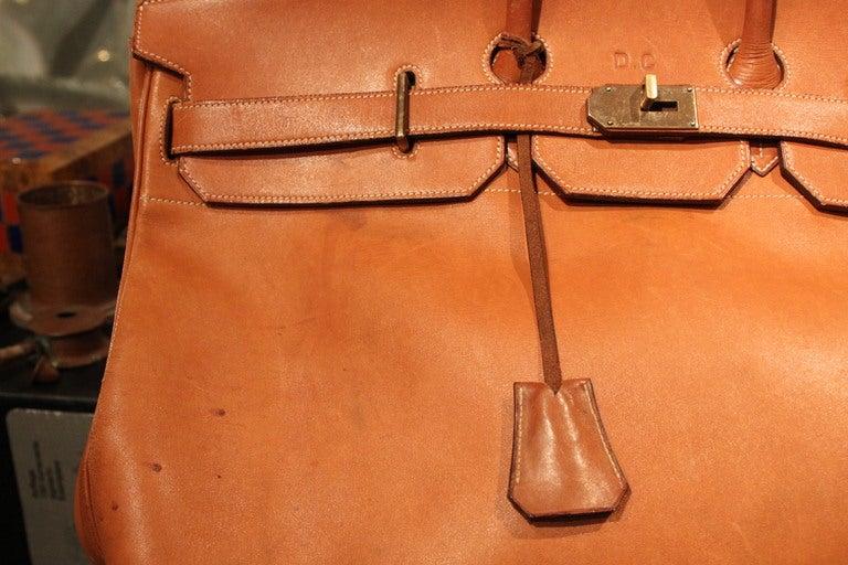 Amazing Hermes HAC Travel Bag 5