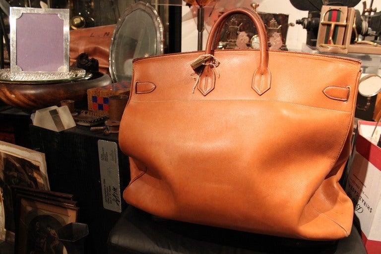 Amazing Hermes HAC Travel Bag 6