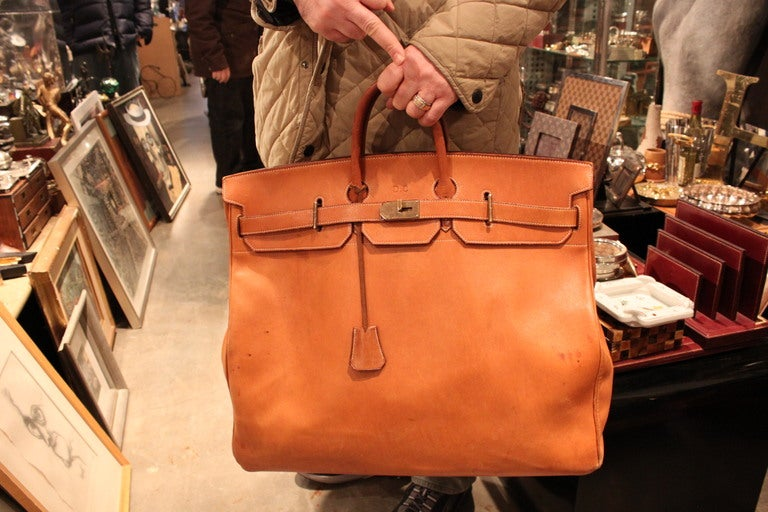 Amazing Hermes HAC Travel Bag 7