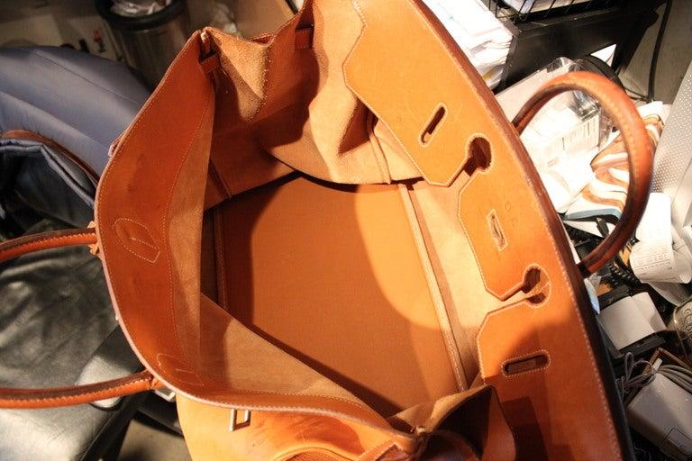 Amazing Hermes HAC Travel Bag 8