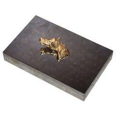 Hermes Horse Head Box 1950