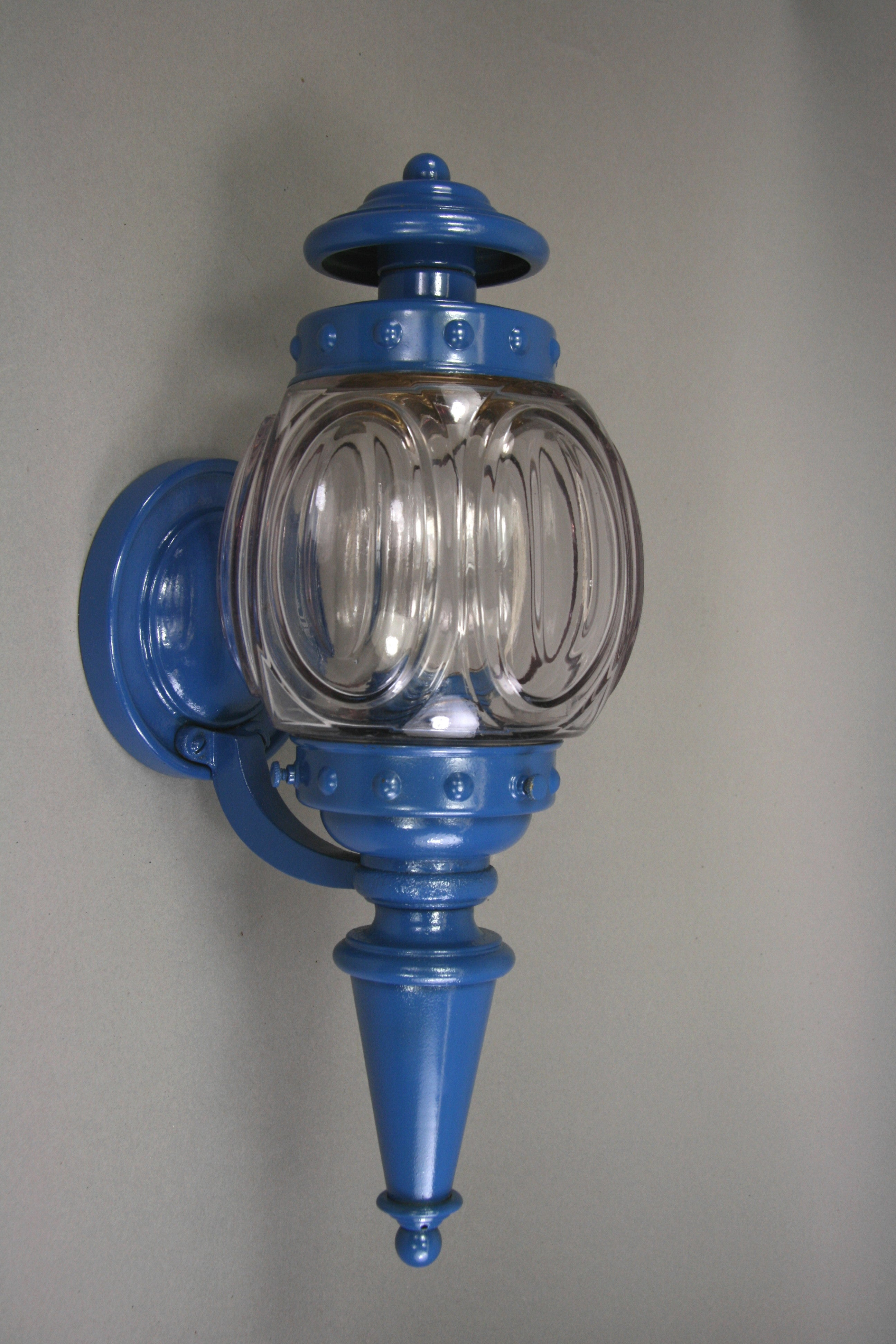 hall sconces front aluminum nautical dering cast sconce full industrial view